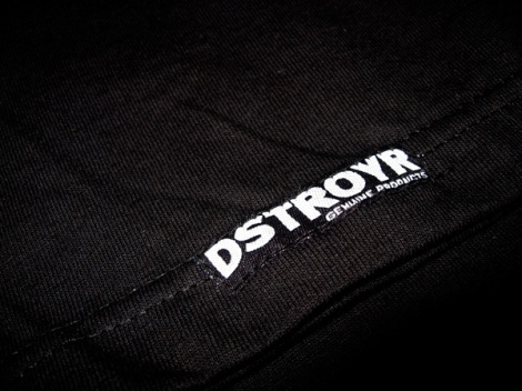 DSTROYR_Killerspeed_sleeve_detail